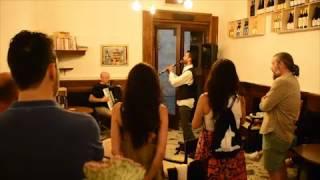 Robindro Nikolic & Ermes Pirlo a Castelfidardo