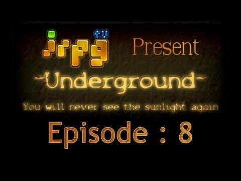 [irpg Minecraft TV] - Underground (EP.8)