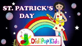 Potatoes and Cabbage (St. Patrick's Day Song) Learn a lot with DidiPop