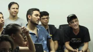 EM COREMAS: Jovens participam de Oficinas de Animação e deverão participar do Projeto Cinesesi Cultural