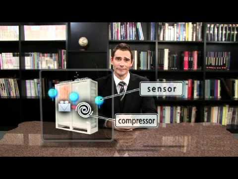 Daikin Air Conditioning Network Service System (Energy Saving)