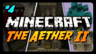 Minecraft: The Aether II - Ep. 4 - A Successful Failure!