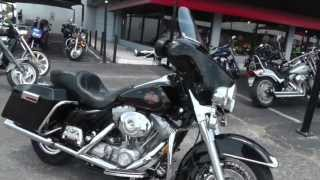 6. 2002 Harley Davidson Electra Glide Standard - Used Motorcycle For Sale