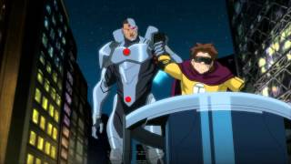 Nonton Justice League vs. Teen Titans Film Subtitle Indonesia Streaming Movie Download