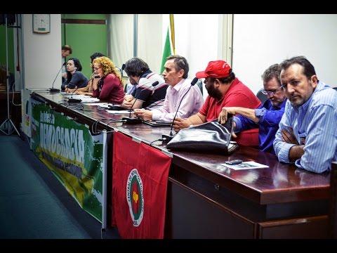 Pré Lançamento Frente Brasil Popular em RS