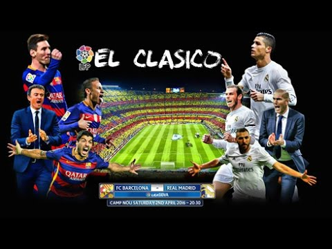 Real Madrid vs FC Barcelona El Clasico Maraton /replay/