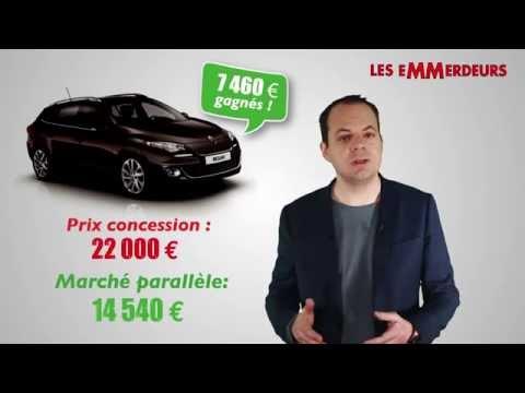 Où acheter votre prochaine voiture 4 399 € moins cher ?