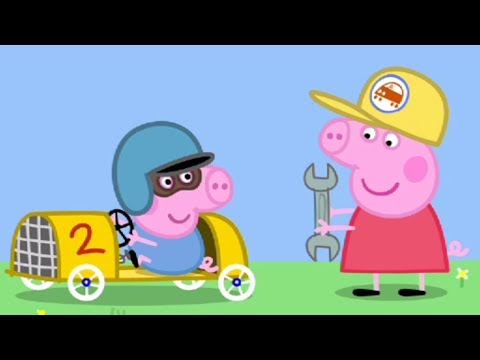 Peppa Pig English Episodes of Peppa Pig! #PeppaPig
