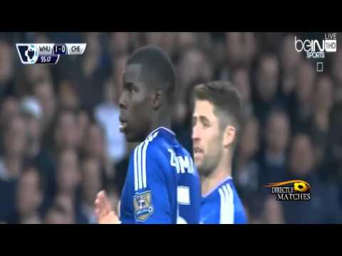 Chelsea 2-1 West Ham United Ngoại Hạng Anh