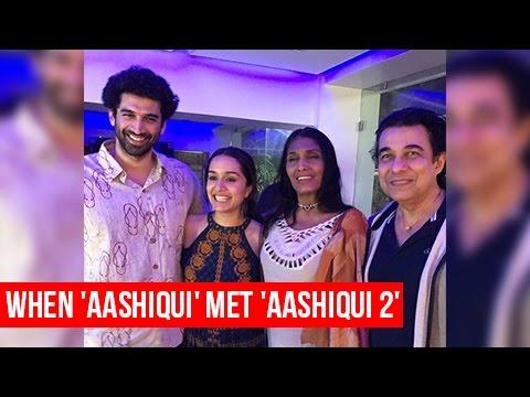 Aashiqui Star Anu Agarwal, Deepak Tijori Reunite W