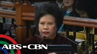 Video Santiago to Diaz: You're a graduate of Ateneo Law. Why am I not impressed with your testimony? MP3, 3GP, MP4, WEBM, AVI, FLV Desember 2018