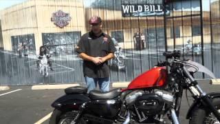 9. 2011 Harley-Davidson Sportster 48