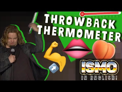 ISMO | Throwback Thermometer