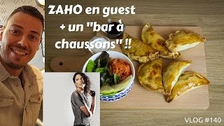"Video ZAHO en guest + Un ""bar à chaussons"" - VLOG #140 MP3, 3GP, MP4, WEBM, AVI, FLV Agustus 2017"