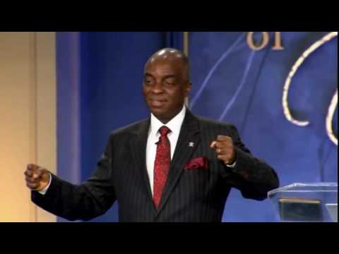Bishop Oyedepo Unveiling the Stronghold of Faith
