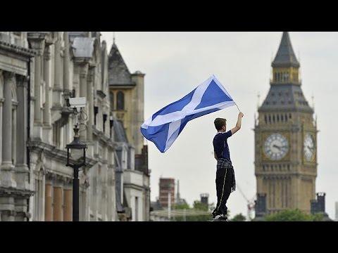 İskoçya Birleşik Krallık'tan ayrılıyor mu?