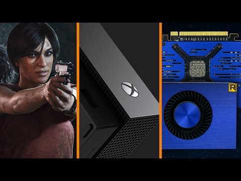 Uncharted Lives On + Xbox One X Pre-order Details + AMD Vega REVIEWED - The Know