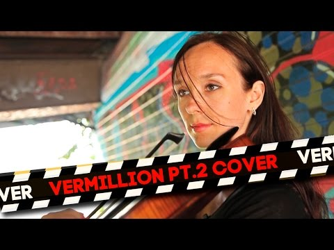 "Slipknot  ""Vermillion Pt. 2"" Cover by Anastasia Soina"