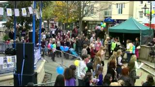Horsham United Kingdom  city photos : Flash Mob | Horsham UK | What A Feeling