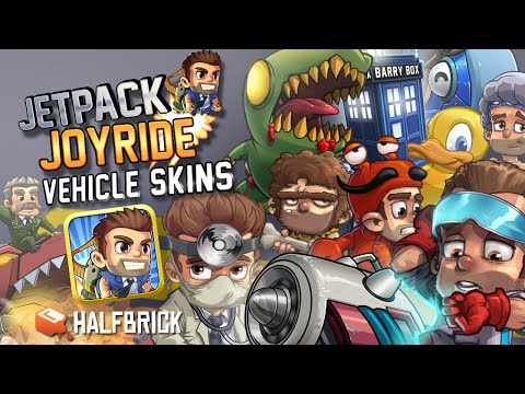 Video of Jetpack Joyride