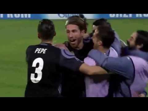 Real Madrid VS Napoli 3-1 Champions League Highlights 03/07/2017 HD