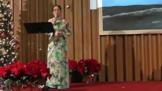 Bà Điệp Ca Vọng Cổ Tôn Vinh Chúa Mùa Giáng Sinh 2013