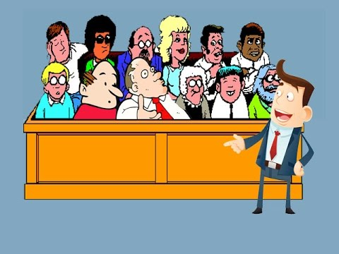 Hal and Bob Episode 8: Jury Duty - W/ REAL ANIMATION!