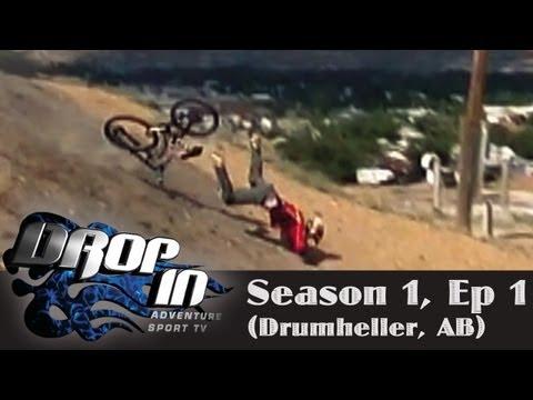 Drop In TV, Season 1 Ep. 1 (the original mountain bike TV series) FULL EPISODE