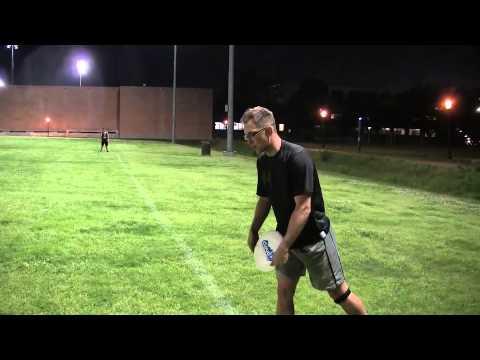 Backhand huck video thumbnail