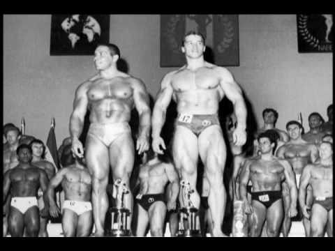 Part1 Arnold Schwarzenegger bio