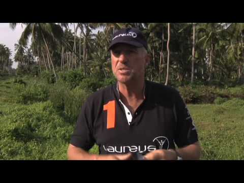 Ian Botham visits Sri Lanka to mark 5th anniversary of Tsunami