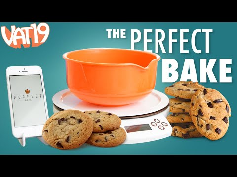 App - Buy at Vat19: https://www.vat19.com/item/the-perfect-bake-brookstone-baking-app?adid=youtube Buy at Brookstone: http://goo.gl/vbkcpE Please subscribe to our channel: ...