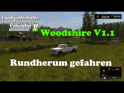 Woodshire v1.2 chopped straw