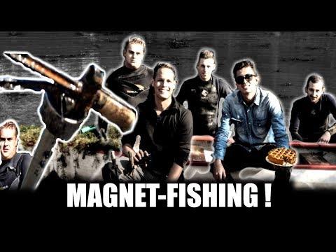 MAGNEETVISSEN - KOGELS / BOOT EN MALSE APPELTAART KAAIJERS - METAALDETECTOR NEDERLAND (видео)