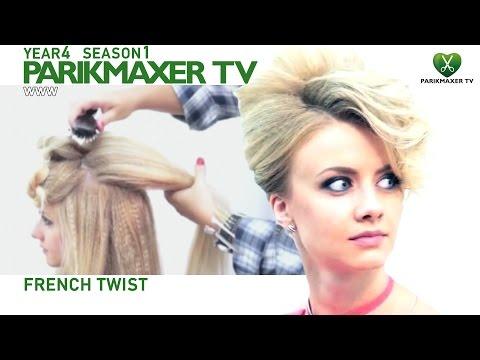 ютуб парикмахер тв прически видео уроки