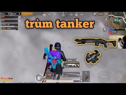 PUBG Mobile - Khi Trùm Tanker MK14 + Scope 3x Trên Tay | Trận Đấu Nghẹt Thở Cùng Team - Thời lượng: 13:49.
