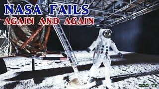 Video NASA Fails Again & Again | Space is Fake | Glitch on the ISS ▶️️ MP3, 3GP, MP4, WEBM, AVI, FLV Juli 2018