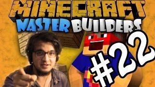 minecraft kötü espriler  master builders 22  türkçe