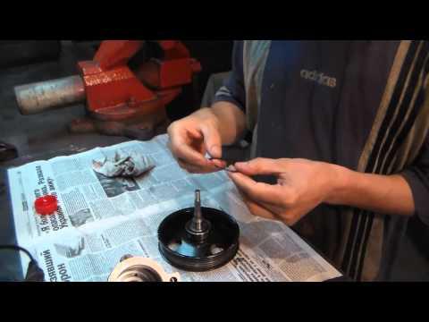 Замена подшипника насоса гидроусилителя руля chevrolet снимок