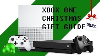 Xbox One Christmas Gift Guide 2017