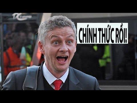 Solskjaer làm HLV của Manchester United, XỨNG ĐÁNG QUÁ ĐI CHỨ - Thời lượng: 74 giây.
