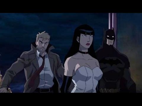 [Justice League Dark AMV] - Rise