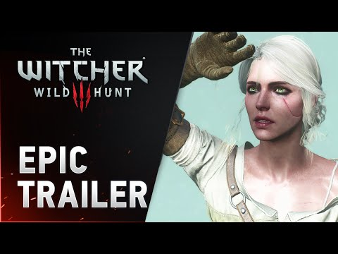 Epic Year for The Witcher – HD Gameplay Trailer