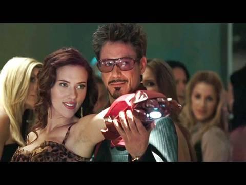 'Iron Man 2' Trailer 2 HD