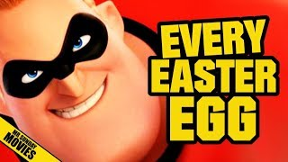 Download Lagu All Easter Eggs In THE INCREDIBLES 2 Mp3
