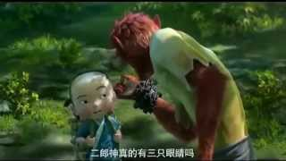 Nonton Monkey King: Hero is Back 2015 - Trailer Film Subtitle Indonesia Streaming Movie Download