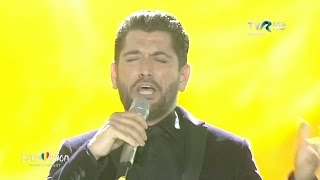 Cezar - Rise Like a Phoenix (Finala Eurovision România 2016)