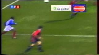Marcel Desaillys Treffer gegen Norwegen