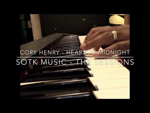 Cory Henry - Heart At Midnight (Cover By SOTKMusic) #TheSessions