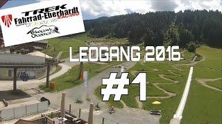 Video Bikepark Leogang 2016 // #1 // Downhill // POV MP3, 3GP, MP4, WEBM, AVI, FLV Mei 2017
